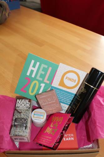 Birchbox Review: January 2014 | a Bliss Experience